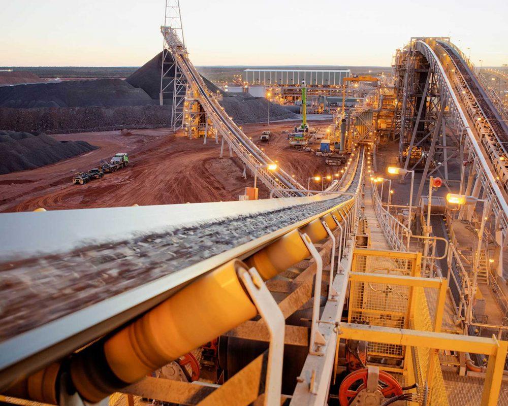 minerals coal